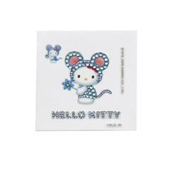 헬로 키티 12간지 스티커(쥐띠)