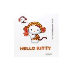 헬로 키티 12간지 스티커(원숭이띠)
