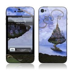 Gelaskin iPhone4G 겔라스킨 아이폰4G