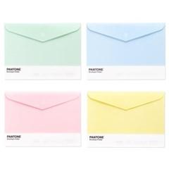 팬톤 봉투파일 서류봉투 가로형 문서보관 화일
