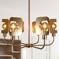 LED 직부등 샤키 6등 카페 매장조명_(2053312)