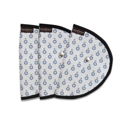 꿈두부 안전벨트가드 블루썬 3개세트 키즈 차량용품 벨트가드