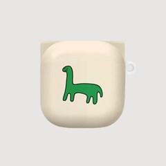 BUDS LIVE 하드 버즈케이스 / 스케치북 공룡-125