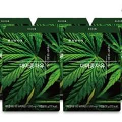 자연지애 저온압착 대마종자유 1000mg 30캡슐 x 5개 유기농 원액_(34