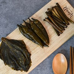 가정식 반찬 밑반찬 청량초/청양초 간장 절임 3kg
