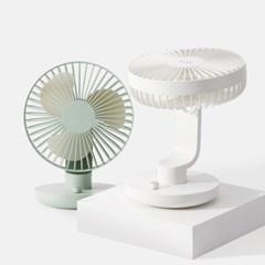 [예약판매/6.24배송] 단순생활 서큘레이터 탁상용 선풍기