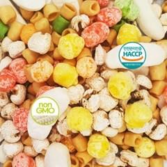 [꿀꿀천사]강냉이 190gX2봉/마카로니.앵두콘.당일출고