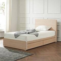 트리빔하우스 에리스 럭셔리 라텍스탑 서랍형 침대 SS_TB21F106