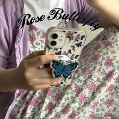 [뮤즈무드] rose butterfly tok (스마트톡)