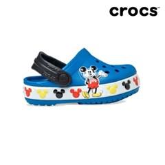 [크록스] 키즈 디즈니 미키마우스 밴드 클로그 206307-4JL