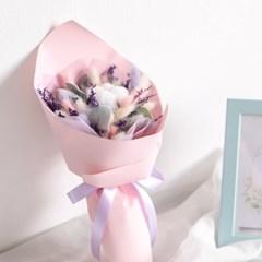 파스텔라그라스꽃다발 36cmP 조화 선물 축하 FMBBFT
