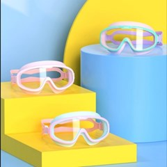 COPOZZ 키즈 어린이 물안경 5가지 색 / 남아여아 공용