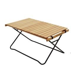 [카즈미] 윈썸 우드 롤 업 테이블
