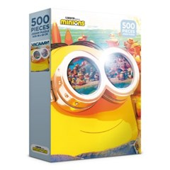 (알록퍼즐)500피스 미니언즈 즐거운 여름 휴가 직소퍼즐_(1704420)