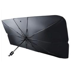 우산형 접이식 차량용 앞 유리창 햇빛가리개