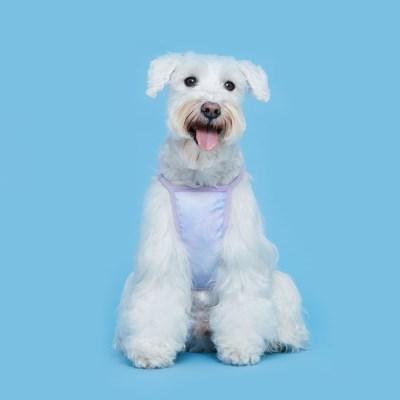 플로트 블렌드크롭나시 강아지옷 바이올렛