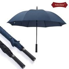 파라체이스 일자 포인트 그립 자동 장우산 7163