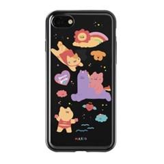 [젤리케이스 슈퍼고양이]아이폰8 하드케이스 갤럭시케이스 s20FE
