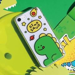 [젤리케이스 대왕공룡]아이폰8 하드케이스 갤럭시케이스 s20FE