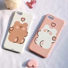 [하드케이스 곰제리]아이폰8 하드케이스 갤럭시케이스 s20FE