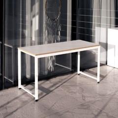 소프시스 알파 스퀘어 테이블 1460 화이트에디션