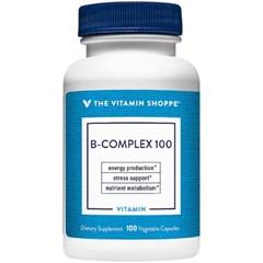 비타민샵 비타민B군 컴플렉스 비오틴 엽산 100베지캡