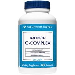 비타민샵 컴플렉스 비타민C 750mg 칼슘 루틴 300캡슐