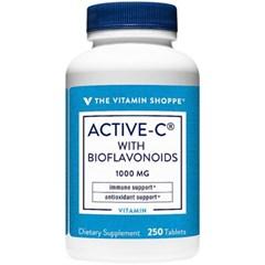비타민샵 복합비타민C 바이오플라보노이드 1000mg 250