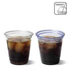 미르 PC컵 테이크아웃 210ml (SB 7온스) 카페 플라스틱 리유저블컵