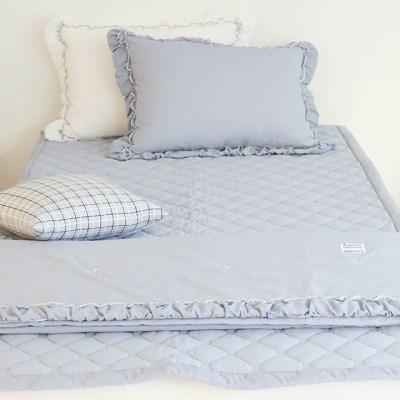 뱀부 침대 패드-4 COLOR
