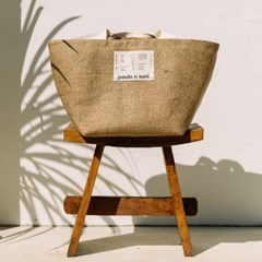 [파울로앤수니] 커피마대 TooRoo bag (뚜루백)