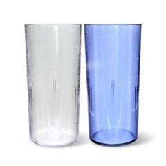 미르 PC컵 그물컵 450ml (LO16CW) 카페 물잔 플라스틱 리유저블컵