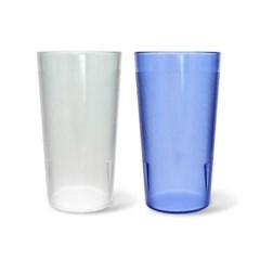 미르 PC컵 물컵 340ml (120DC) 카페 음료 플라스틱 리유저블컵