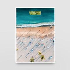 포토 포스터 / 인테리어 액자_beach 01