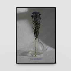 포토 포스터 / 인테리어 액자_vintage flower 01