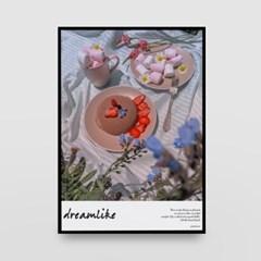 포토 포스터 / 인테리어 액자_dreamlike 01