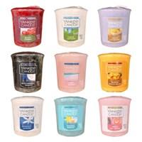 [5개구매시, 투명홀더증정]양키캔들 보티브 캔들 미니 향초 모음