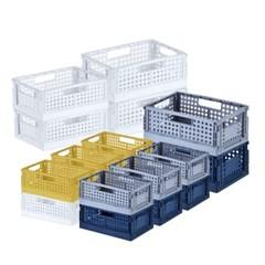 접이식 소품 정리함 수납 폴딩박스