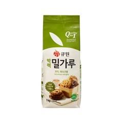 큐원 박력(과자용)밀가루 1kg_(2122562)