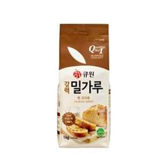 큐원 강력(빵용)밀가루 1kg_(2122561)