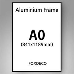 A0 무광 알루미늄 액자 ( 8종류 컬러)