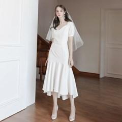 [CLAIR DE LUNE] LILYAN DRESS