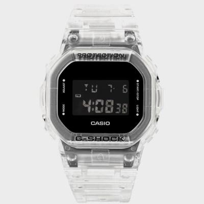 [G-SHOCK] 지샥 DW-5600SKE-7E 남성 우레탄 손목시계