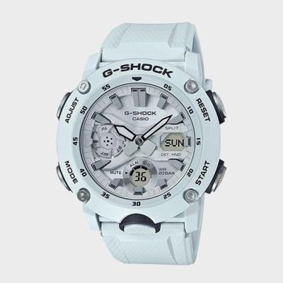 G-SHOCK 지샥 GA-2000S-7A 남성시계 레진밴드 손목시계