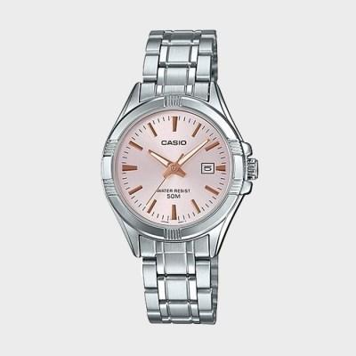 CASIO 카시오 LTP-1308D-4A 여성 메탈 손목시계