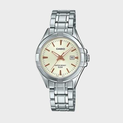 CASIO 카시오 LTP-1308D-9A 여성 메탈 손목시계