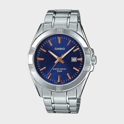 CASIO 카시오 MTP-1308D-2A 남성 메탈 손목시계