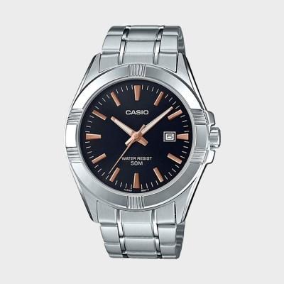 CASIO 카시오 MTP-1308D-1A2 남성 메탈 손목시계