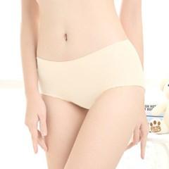 심리스 팬티 4SET 여자 여성 노라인 속옷