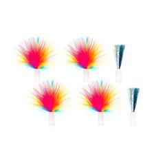 [페트리스] 스마트 깃털 장난감 캐치캐치 리필용 깃털(3개입) 1+1